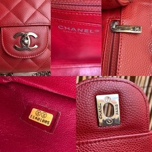 CHANEL Bags - ❤️❌❌ (SOLD )❌❌Chanel Classic Flap Caviar jumbo ❤️